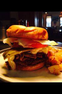 Stack'em High Burger
